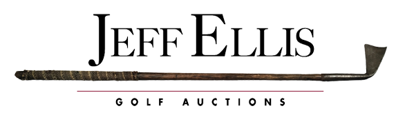 Jeff Ellis Golf Auctions